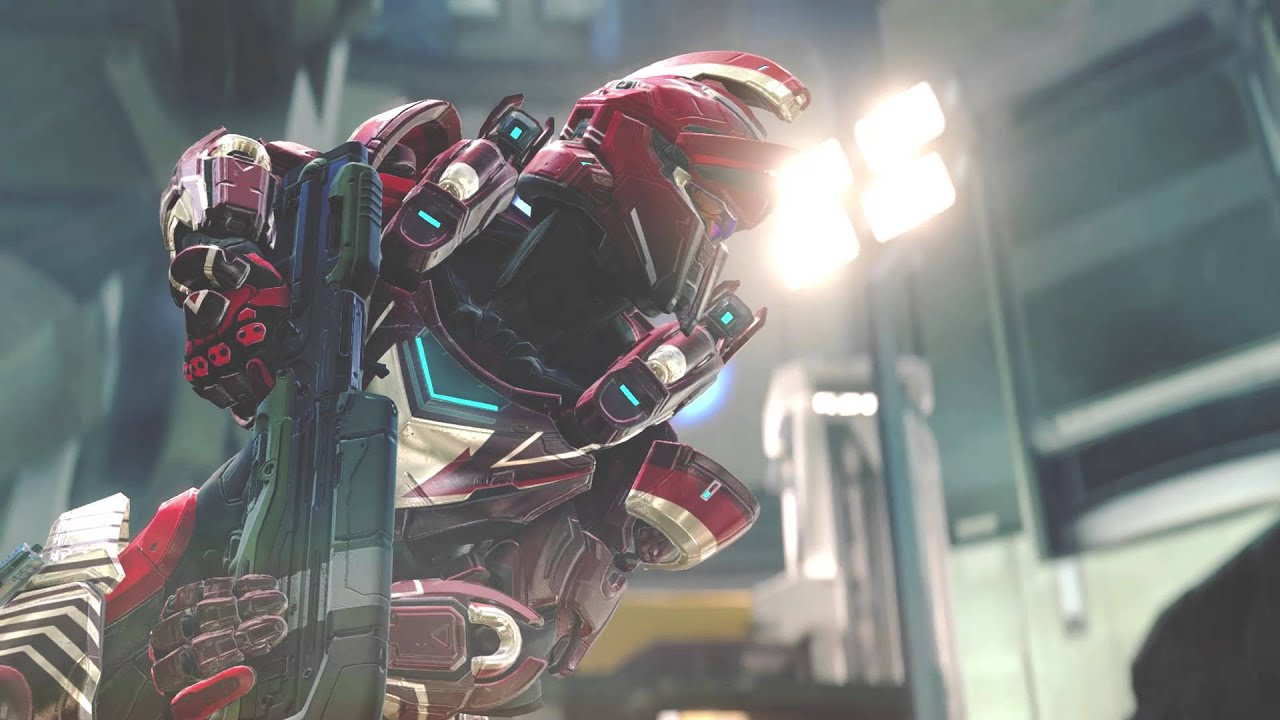 Video forInfinity's Armory Brings New Maps, Halo 2 Battle Rifle, More to Halo 5: Guardians Today