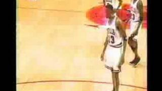 Bulls vs. Magic 1996 game 1 (3/...)