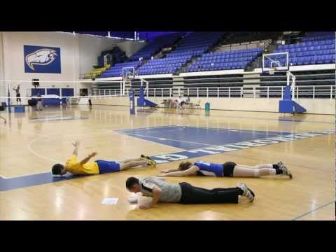 Preview video Level 1 - 2012 Volleyball Champions Program | Prehab and Conditioning Warmup