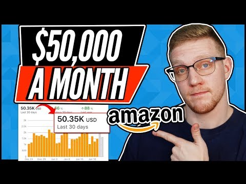 , title : 'Selling $50,000 A Month With Amazon Dropshipping In 2020