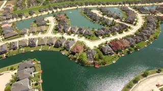 Drone over Houston TX w/ Phantom 3 (4K)