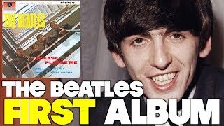 Ten Interesting Facts About The Beatles First Album   Please Please Me