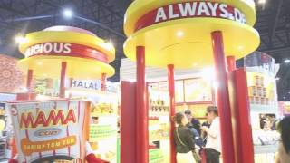 THAIFEX World of Food Asia 2017,หอการค้าไทย