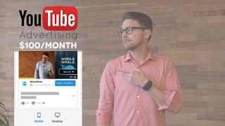 2019 YouTube Ads for Nonprofits on $100/Month