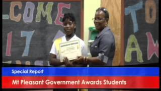 Mt Pleasant Government Graduation.....Special Report