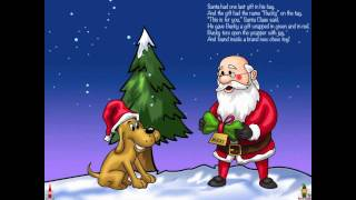 Children Interactive Book for Ipad - Santa's Little Helper - Christmas Story