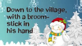Frosty The Snowman Lyrics (HD)