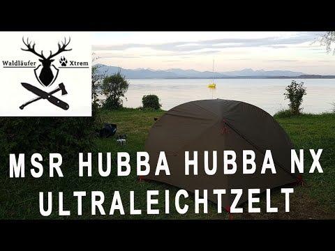 MSR Hubba Hubba NX 2 Personen Zelt