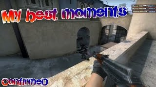 My best moments in CS:GO