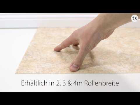 PVC Boden JOKA Vinyl Bahnenware Spree 545 in 200, 300 & 400 cm Breite