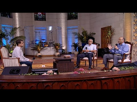 كنيسة قصر الدوبارة - اجتماع صباح الجمعة