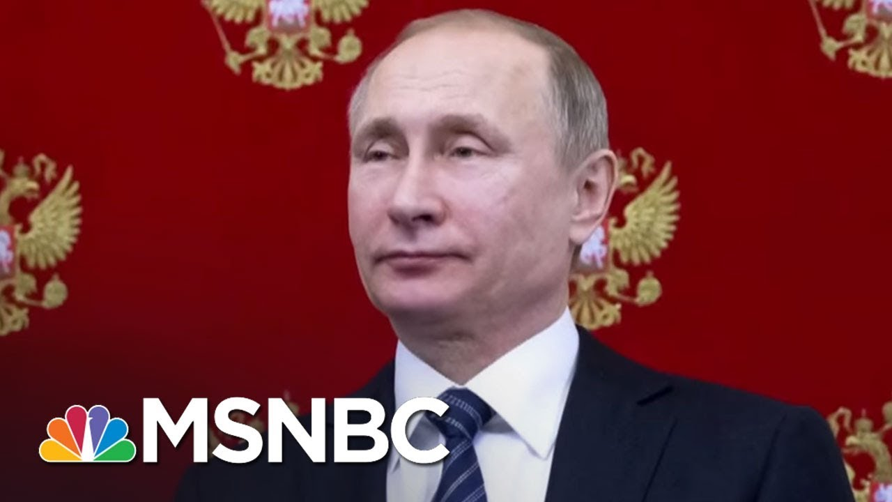 What Donald Trump & Vladimir Putin Talked About On Their 90-Minute Call | The 11th Hour | MSNBC thumbnail