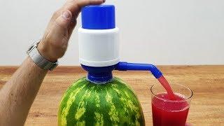 DIY Watermelon Juice