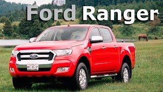Ford Ranger 2017 - 10 cosas que debes saber | Autocosmos