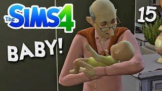 EIN BABY FÜR DIE PÖRVÖRTS! - Let's Play Sims 4 Deutsch Part 15