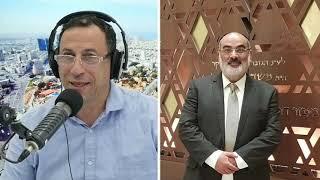 """L'invité du 28 août 2020 –  """"Les valeurs de la Torah sont les valeurs actuelles"""""""