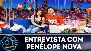 Entrevista Com Penélope Nova | The Noite (211218)