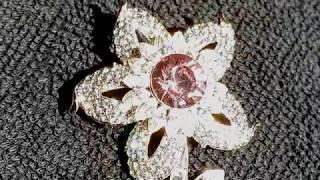 The Crown Jewels Copy Replica Fake Faux : The Williamson Diamond Brooch