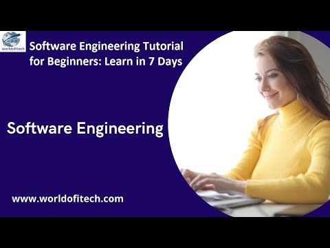 Software Engineering Tutorial | Learn Software Engineering