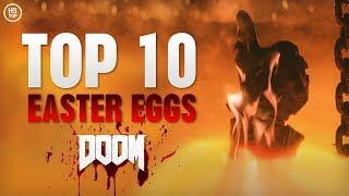 Top 10 Easter Eggs ★ DOOM