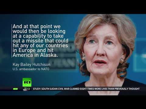 Pre-emptive hit: US NATO envoy threatens striking Russian missiles