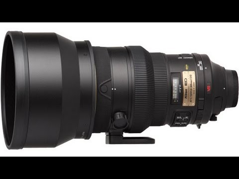 Nikon 200mm f2 vs 70-200 f2.8 - Bokeh showdown!