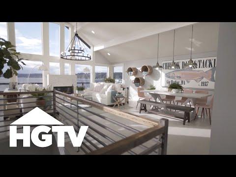 HGTV Dream Home 2018 - Interior Tour