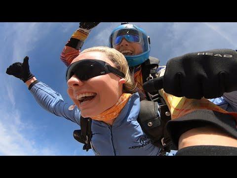Lorraine Lock - Tandem Skydive in Las Vegas at Skydive Fyrosity®