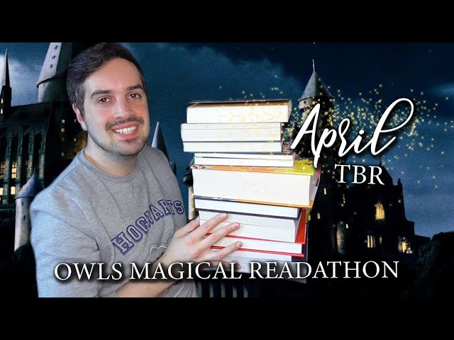 Something OWLs This Way Comes | April 2020 TBR