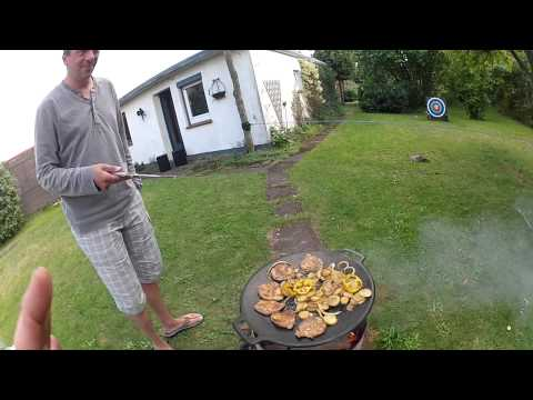 Wildnissport Grillschale