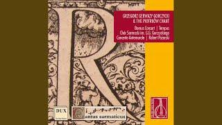 Missa Rorate coeli: Introitus: Rorate caeli