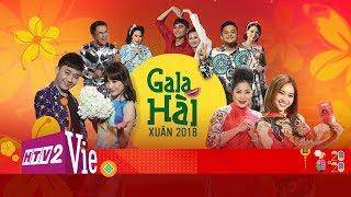 GALA HÀI 2018 | Hài Tết Trấn Thành, Hari Won, Lan Ngọc, NSND Hồng Vân, Dương Lâm, Đại Nghĩa