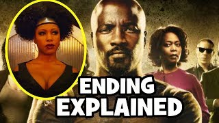 Luke Cage Season 2 ENDING EXPLAINED, Season 3 & Easter Eggs
