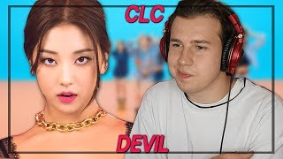 Music Critic Reacts to CLC - DEVIL