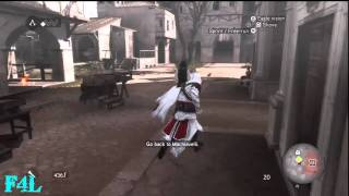 Assassin's Creed: Brotherhood Walkthrough [07] - Sequence 02: New Man in Town HD