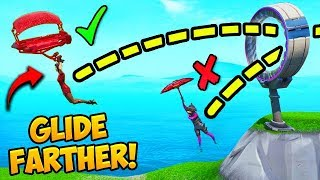 *SUPER OP* TRICK TO GLIDE FARTHER!! – Fortnite Fails and WTF Moments! #619