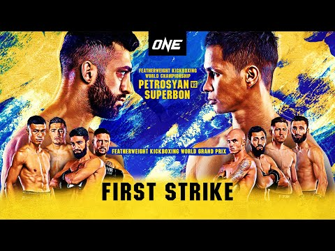 ONE First Strike: Петросян vs. Банчамек - all fights