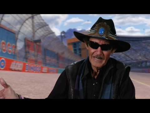 """Cars 3 """"The King"""" Richard Petty Interview 