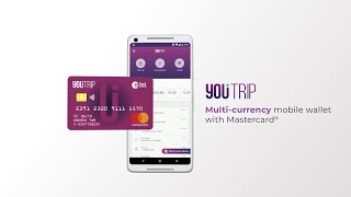 YouTrip Travel Wallet - Pay Overseas With No Fees