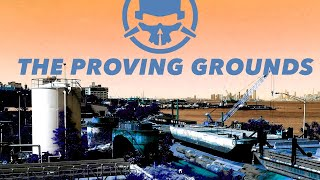 The Proving Grounds - NYC's Best FPV Freestyle Spot!