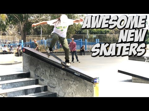 SKATING WESTCHESTER & SOUTH PARK !!! - A DAY WITH NKA -