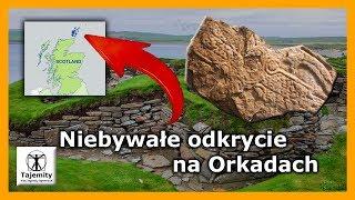 Niebywałe odkrycie na Orkadach