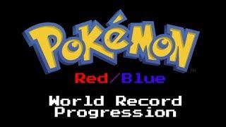 World Record Progression: Pokemon Red/Blue speedruns