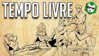 Jogando RPG s03e16 | Tempo Livre | D&D 5.0