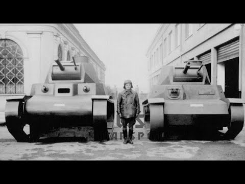 Top 5 Rare Italian Tanks That Were BADLY Needed in WWll