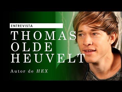 ENTREVISTA: Thomas Olde Heuvelt | @umbookaholic