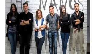 Aram MP3 - Help cover (The Nanos)