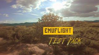 Emuflight test flight FPV Freestyle