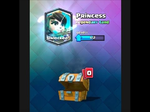 Video Cara mendapat legendary card -Clash Royale Indonesia