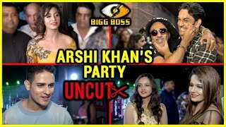 Arshi Khan HOSTS Party For Bigg Boss 11 Contestants | Full Party Video | Uncut